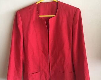Vintage 1980s blazer