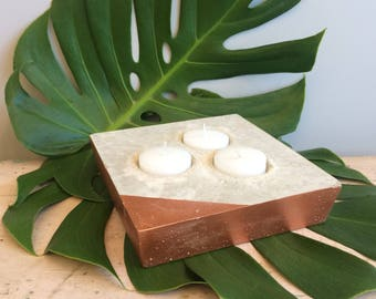 Candle holder collection