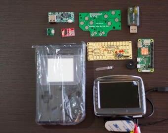 Game Goy Raspberry pi Zero kit All the electronics you ll need