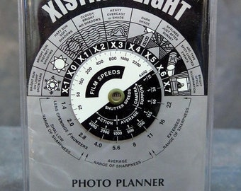 Harris Photoguide for Xisting Light (Existing Light)