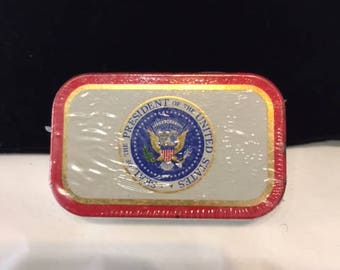 Limited Edition Altoids Seal of the President of the United States