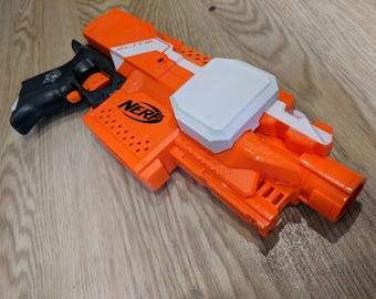 3D Printed - Nerf Stryfe Motor Cover