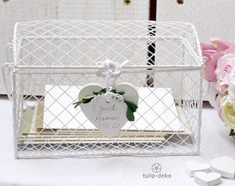 Chest Wedding Cards