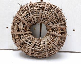 Natural wreath 32 cm Ø