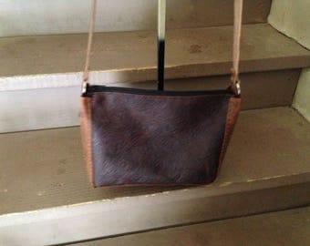 The Libby  ----(Handmade Leather Purse)