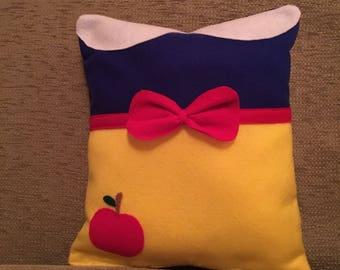 Disney Inspired Snow White Small Cushion