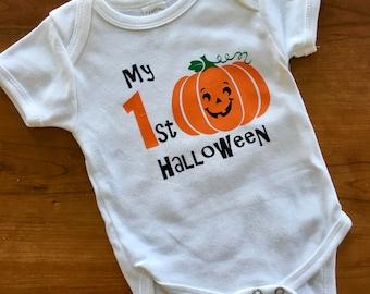 First Halloween, baby's first Halloween
