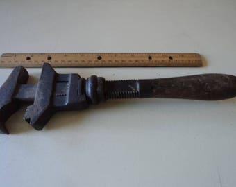 Vintage Adjustable Wrench