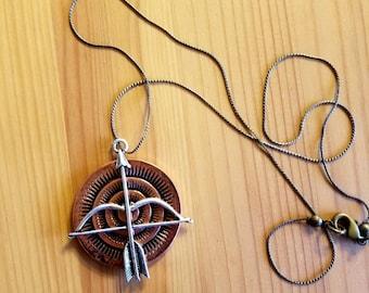 Arrow Necklace - TheHiddenBin