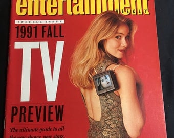 1991 Entertainment Weekly Special Issue- Christina Applegate