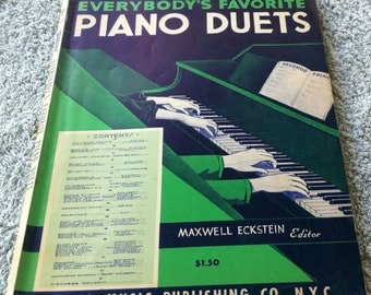 Old Classical Sheet music books (4)