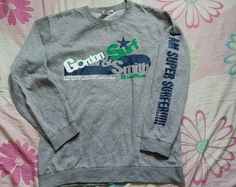 Gordon & smith surfing sweatshirt L