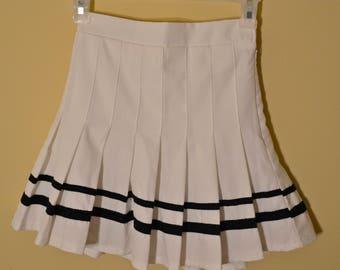 Vintage Cheerleader/Anime Skirt