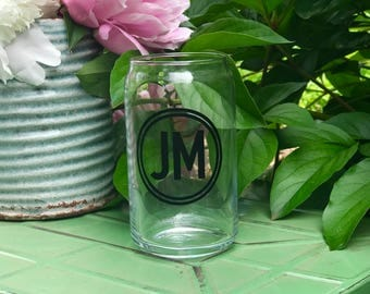 Beer Can Glass, Beer Mugs, Personalized Beer Can Glasses, Gifts for guys, custom beer glass, beer glass
