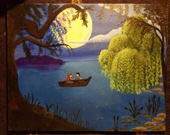 Ariel's Blue Lagoon