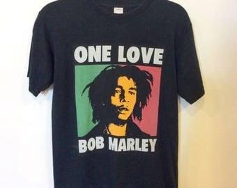 Vintage Bob Marley One Love T-Shirt