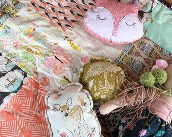 Baby Quilt comforter blanket child blanket
