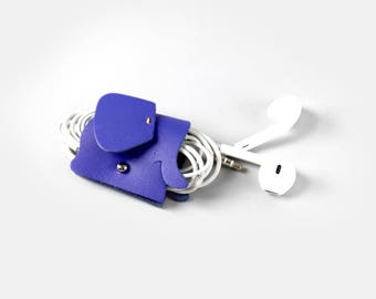 Elephant earphone holder
