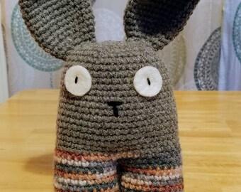 Crochet Stuffed Bunny Rabbit