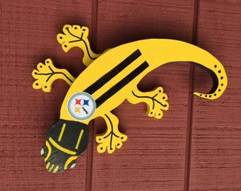 Steeler Fan Gecko