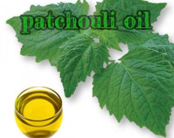 Patchouli Oil - 4oz Bottle - LARGE Size