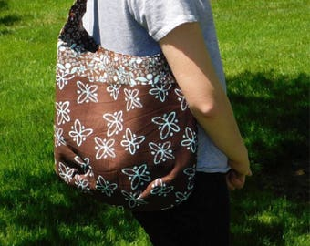 Slouch purse, Hobo purse, slouchy bag, hobo bag, hobo purse, hobo bag purse, shoulder bag, summer purse