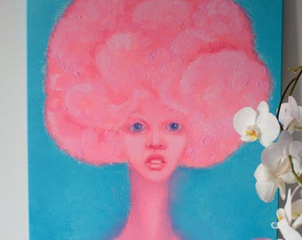 "picture ""Cotton candy"""