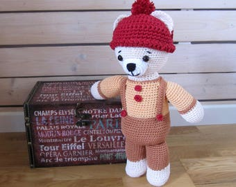 plush toy in cotton