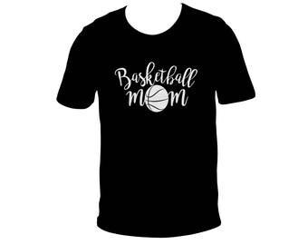 Custom Basketball Mom shirt, women basketball shirt, college high school basketball lover,Mother Shirt mama Custom Personalized