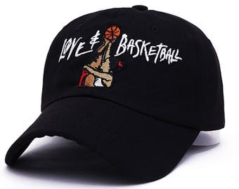 Love and Basketball Snapback Dad Hat Baseball Cap