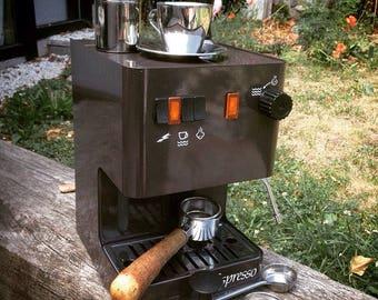 Full metal NEW Espresso Machine made in Italie !