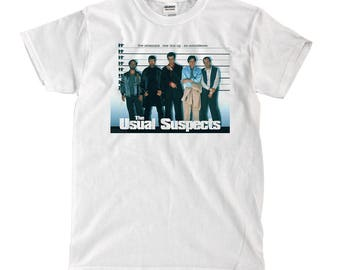 The Usual Suspects White T-shirt