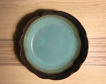 Vintage Mid-Century Modern Ceramic Tray / Dish
