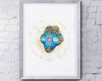 Destiny Inspired Cosmos Shell Ghost Print