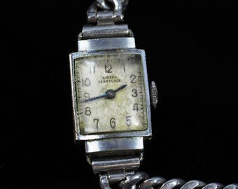 Art Deco Girard Perregaux Ladies Watch