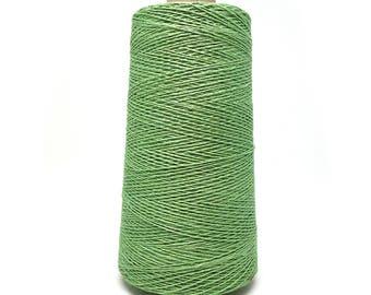 1/2 lb. Linen Weaving Yarn ~ Mint