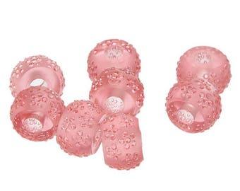 Beads resin spacer for Bracelet