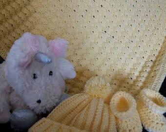 Stroller Blanket set