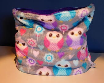 Collar, soft neck for girls 6 to 12 years old.