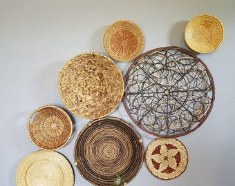 Large Wall Basket collection