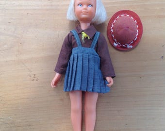 Vintage Jennie doll by Denys Fisher made in England 1970s