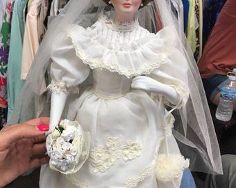 Classic brides or the century doll