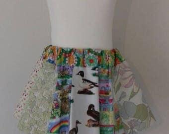 Super twirly panel skirt Age 1-2 years