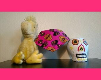 Pink Sugar Skull Snoopy