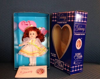 Ginny Doll, Mint Condition