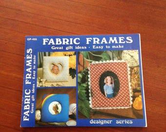 Fabric Frames, Designer Series-FreeUS Shipping