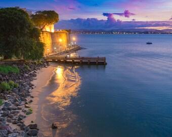 Old San Juan Bay