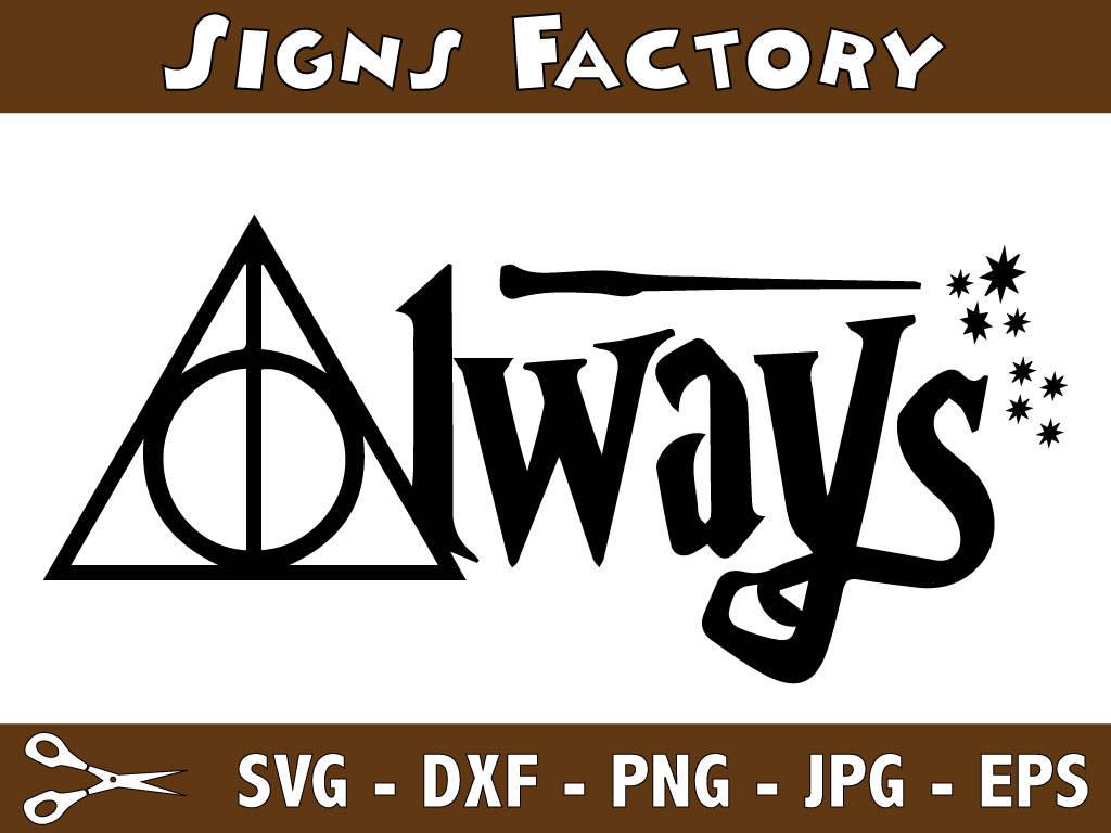 House Design Software Free Always Harry Potter Svg Cut Files Harry Potter Svg Svg Eps