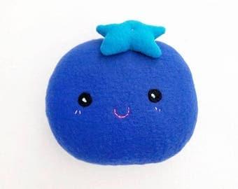 Super Blueberry Plush