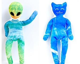 YogAlien & YogaCat Ocean, Toys for Children